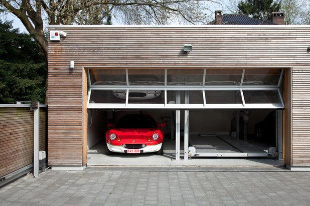 comment choisir une porte de garage. Black Bedroom Furniture Sets. Home Design Ideas