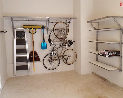 Garages et abris attenants photos et id es d co de for Taille d un garage