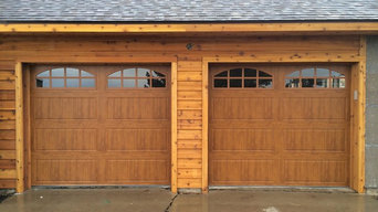 Our Finished Garages