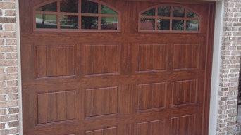Our Garage Door Installations