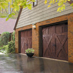 Hutchins Mill Traditional Garage Baltimore By