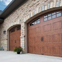 Gallery Ultra Grain Garage Door