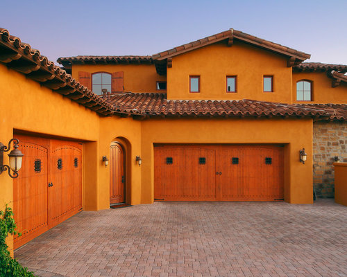 southwest garage doorSouthwestern Carport Ideas Designs  Remodel Photos  Houzz