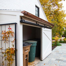 Traditional Garage And Shed by Lloyd Architects