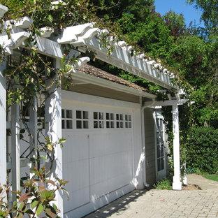 Klassische Garage in San Francisco