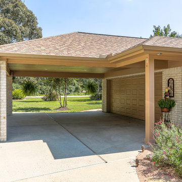 Patio Cover and Carport