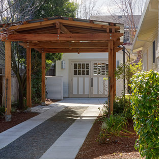 Carport - traditional carport idea in San Francisco
