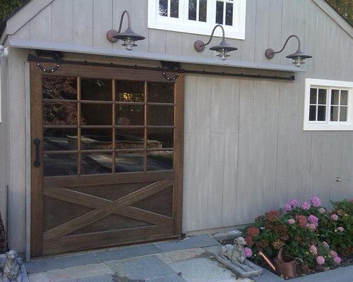 garage barn doorsGarage Barn Doors  Houzz