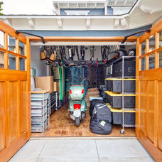 Contemporary Garage And Shed by Jackson Design & Remodeling