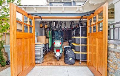 Outdoor Fix-Ups: Reorganising Your Garage