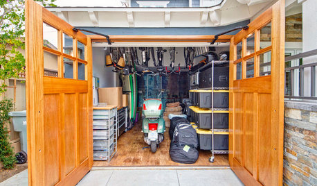 Outdoor Fix-Ups: Reorganising Your Garage