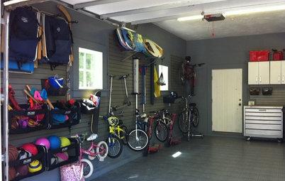 8 Clutter-Busting Garage Storage Solutions