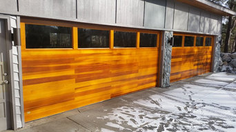 Refinish Garage Doors