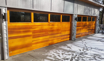 Refinish Garage Doors