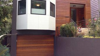 Reserve Collection Custom Wood Garage Doors