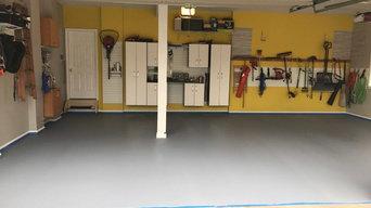 Residential Garage - Sand Quartz