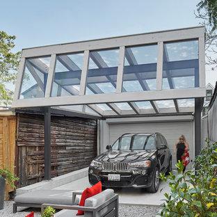 Skandinavische Garagen Ideen Design Bilder Houzz
