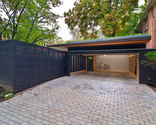 2 car detached garage ideas - Modern Garage and Shed Design Ideas Remodel & Decor