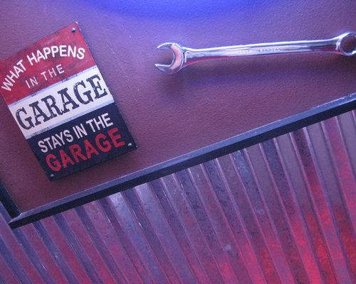 Corrugated Metal Garage Houzz