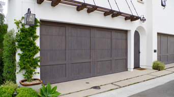 Rustic Cedar - Garage & Entry Doors - Newport Beach, CA