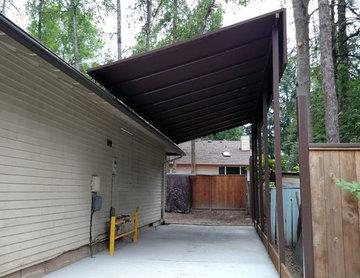 RV Carport canopy
