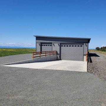 RV Garage Build