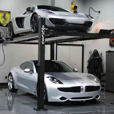 Modern Garage And Shed by Affordable Automotive Equipment, Inc.