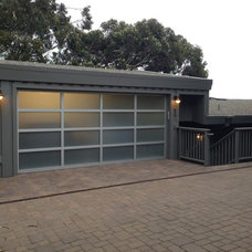 Modern Garage And Shed by Building Solutions