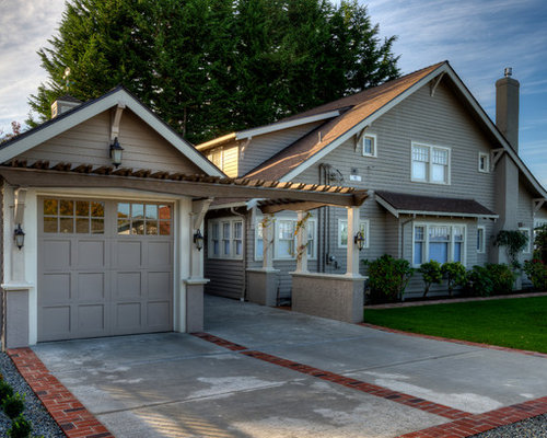 Craftsman Carport Design : Craftsman carport design ideas remodel pictures houzz