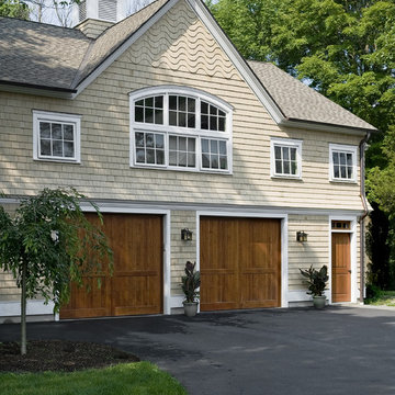 Shingle Style Garage/Guest House