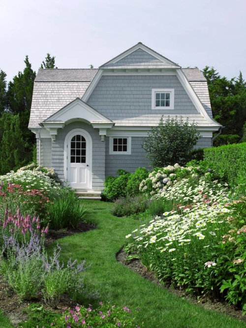 Traditional Garden Shed And Building Design Ideas