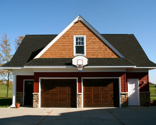 traditional indianapolis garage and shed design ideas carport design ideas garage traditional with pergola