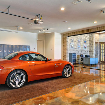 Show Garage - Witte Residence