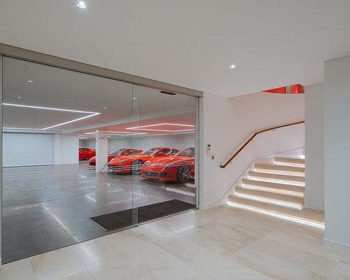 Foto e idee per garage e rimesse garage e rimesse perth for Quattro piani di garage per auto