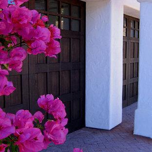 Spanish Carriage Style Garage Doors