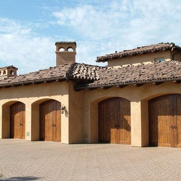 Spanish Doors The Romance!