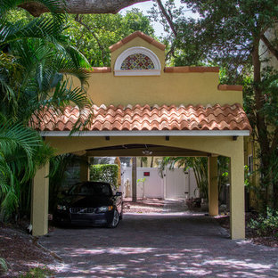 Spanish Style Carport in St. Petersburg, FL