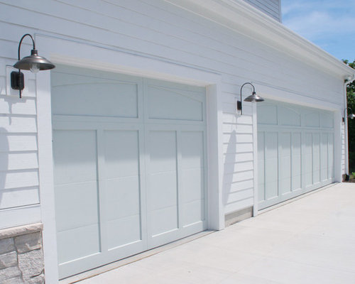 Garage Door Color Design Ideas & Remodel Pictures | Houzz on Garage Door Colors Ideas  id=52883