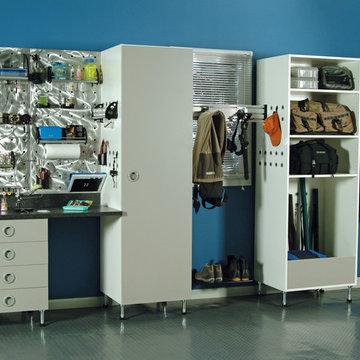 Standalone Garage Storage Unit