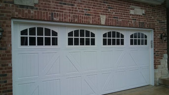 Steel Garage Door Ideas From Pro-Lift Garage Doors of St. Louis