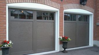 steel insulated garage doors