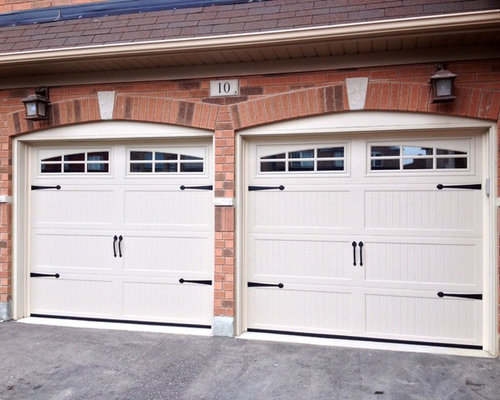 Farmhouse Toronto Garage And Shed Design Ideas Pictures