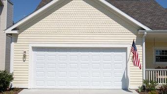 Steel Raised Panel Garage Doors