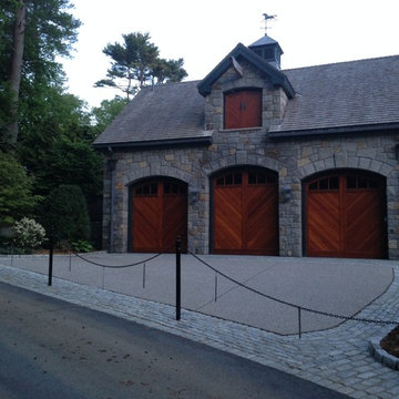 Stone Carriage House