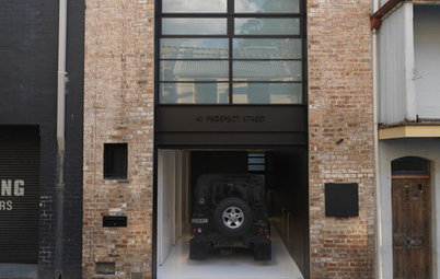 Say Goodbye to Roller Doors and Hello to Garages That Wow