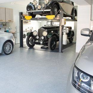 Stunning garage transformation in Buckinghamshire