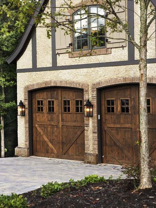 rustic garage doorsRustic Garage Ideas Designs  Remodel Photos  Houzz