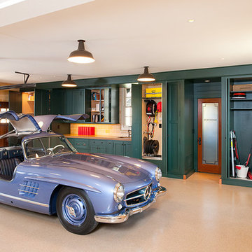 The Guest House/Garage