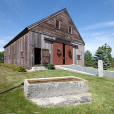 Farmhouse Garage And Shed The William Farley House