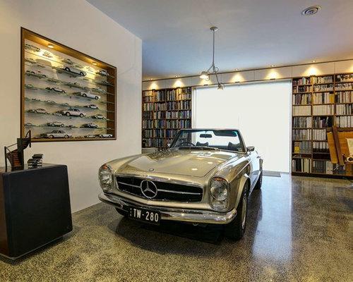 Luxury Car Garage Design
